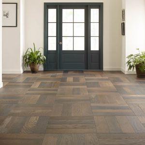 Old World Herringbone Hardwood flooring | Mill Direct Floor Coverings