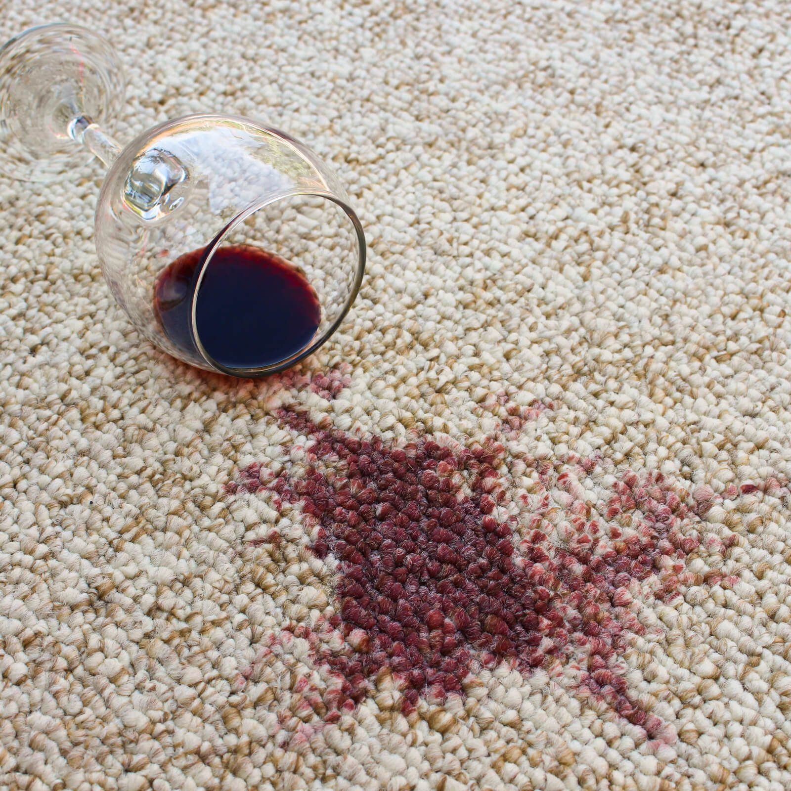 Carpet wine stain cleaning tips | Mill Direct Floor Coverings