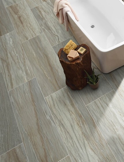 Tiles used in bathroom | Mill Direct Floor Coverings