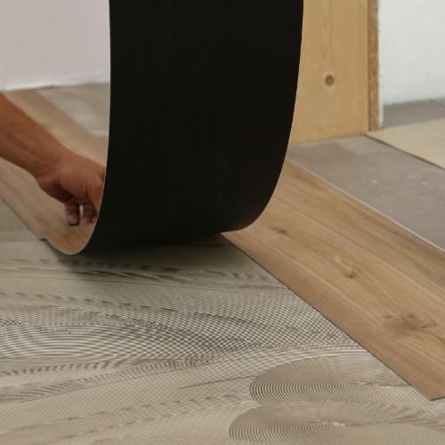 Vinyl installation | Mill Direct Floor Coverings