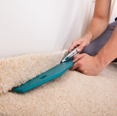 Carpet Installation by professional | Mill Direct Floor Coverings