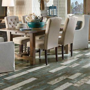 multi-hued wood look laminate flooring | Mill Direct Floor Coverings